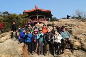 송년(522차.12월28일 남산) 및 신년(523차.2020.1월4일 아차산) 토요산행