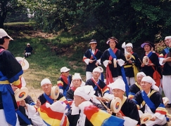 옛사진방에서....선농축전(2001년)